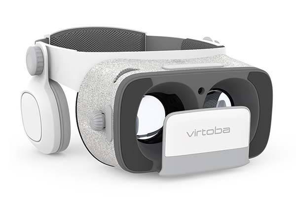Virtoba X6 VR Headset with Headphones
