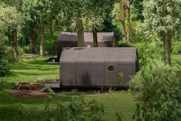 Wikkelhouse Cardboard Modular House