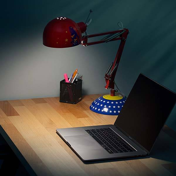 Wonder Woman Architect Desk Lamp