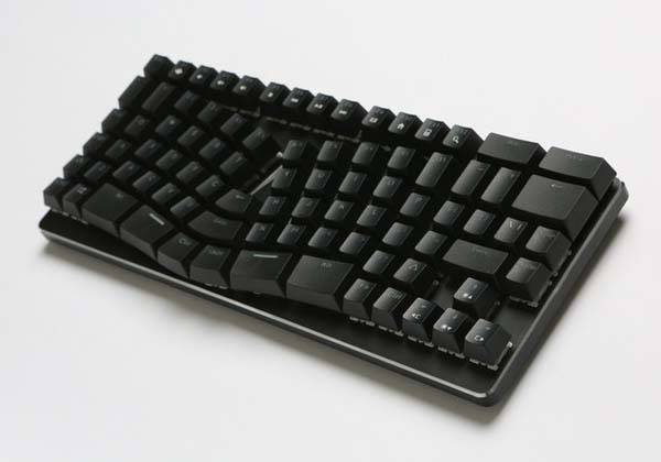 X-Bows Compact Ergonomic Mechanical Keyboard