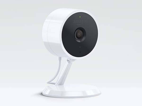 Amazon Cloud Cam Smart Indoor Security Camera with Alexa