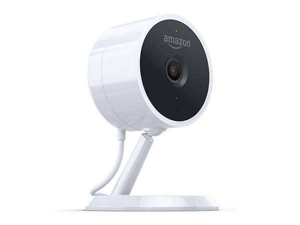 Amazon Cloud Cam Smart Indoor Security Camera with Alexa