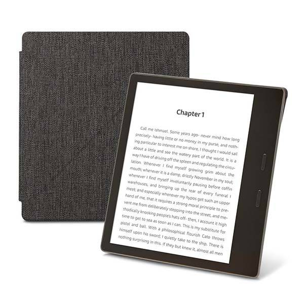 Amazon Fabric Kindle Oasis Case