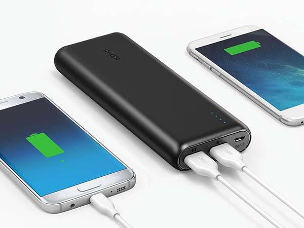 Anker PowerCore Speed 20000 Quick Charge 3.0 Power Bank