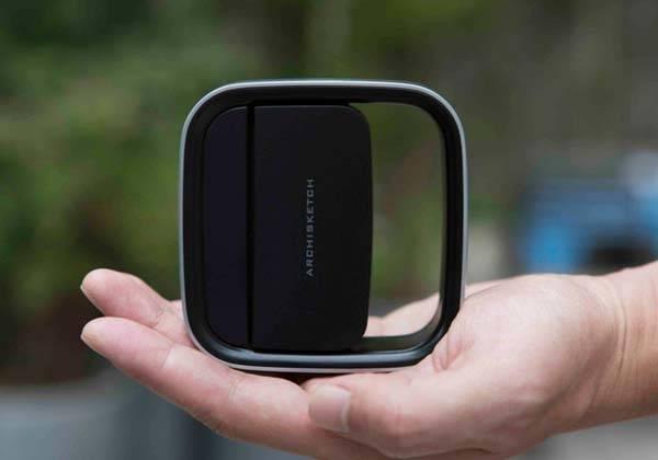 Archisketch 2D 3D Smart Measuring Device