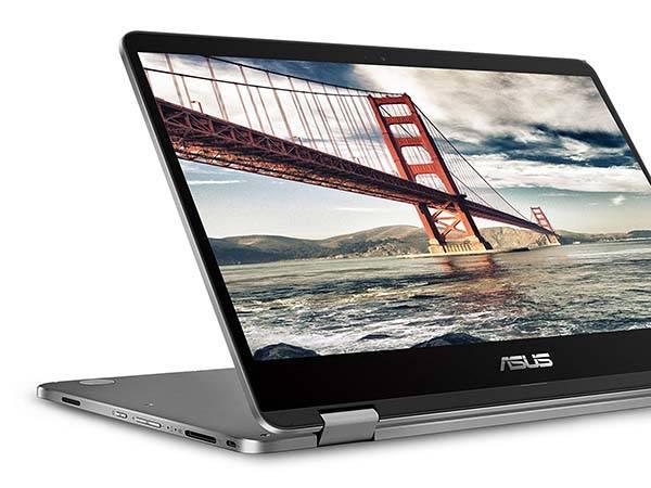 ASUS VivoBook Flip 14 TP401CA Touchscreen Laptop
