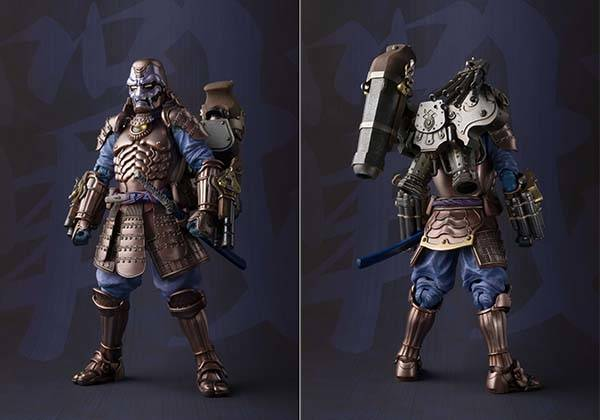 Bandai Samurai War Machine Action Figure
