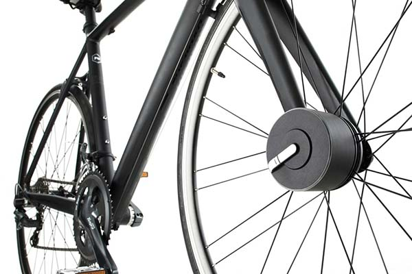 Bisecu Smart Bike Lock Works as Riding Tracker