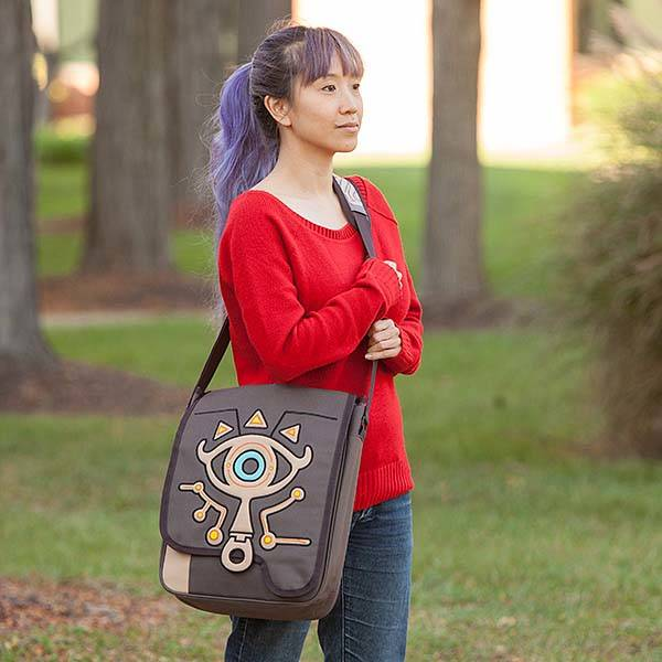 Breaking of the Wild Sheikah Slate Satchel