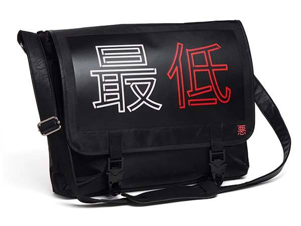 Cyberpunk EL Messenger Bag