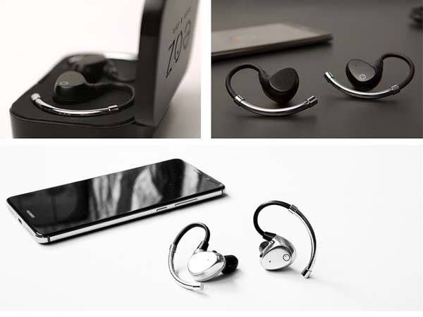 EOZ Air True Wireless Earphones with Bluetooth 5.0