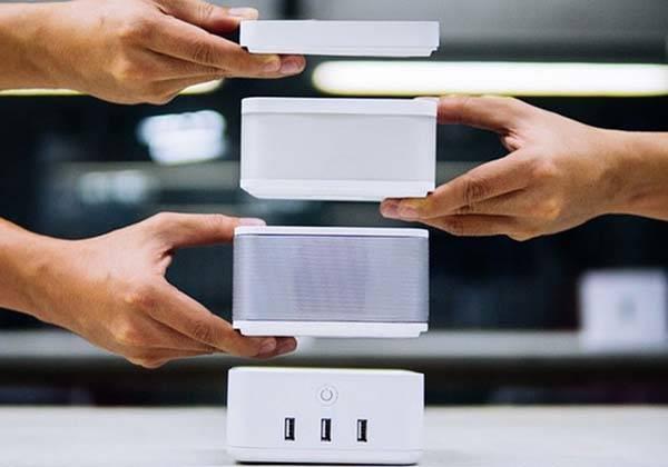 Freecube Modular Smart Home Hub