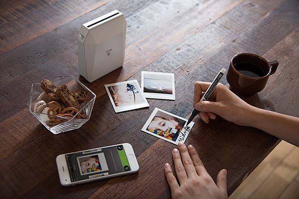 Fujifilm Instax SP-3 Mobile Photo Printer