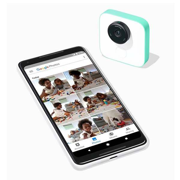 Google Clips Smart Mini Camera
