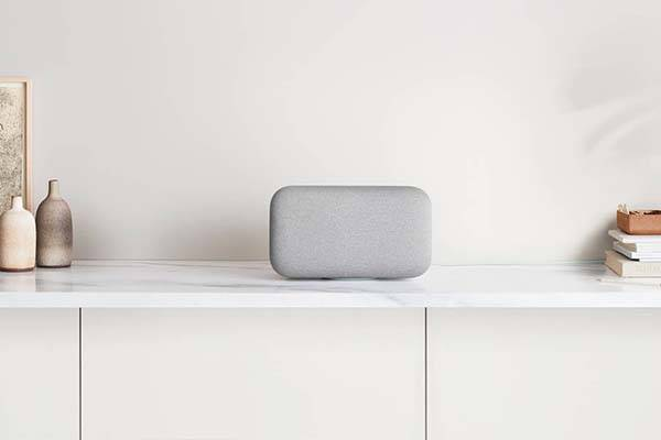 Google Home Max Google Assistant Speaker