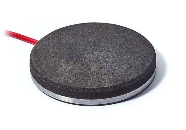 Grovemade Stainless Steel Qi Wireless Charger