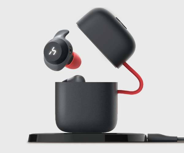 hGroov Cordless Bluetooth Earbuds
