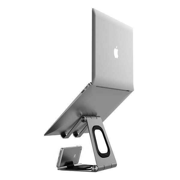 Hiraliy CH019 Aluminum Portable Laptop Stand
