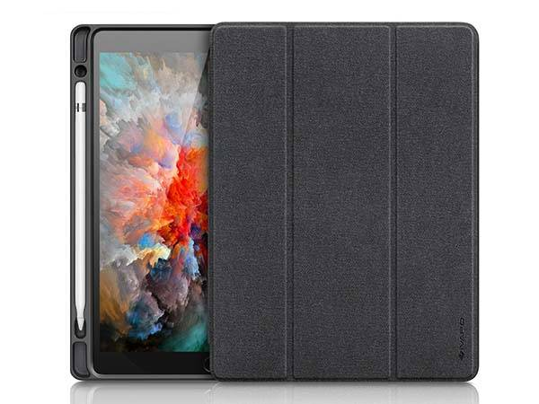 "Iphone 8 Case >> iVAPO 10.5"" iPad Pro Case Features Folio Cover, Apple Pencil Holder and More 