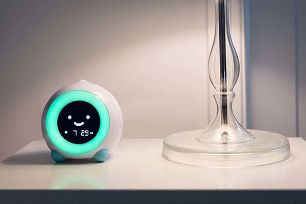 Mella Alarm Clock with Sleep Trainer for Kids