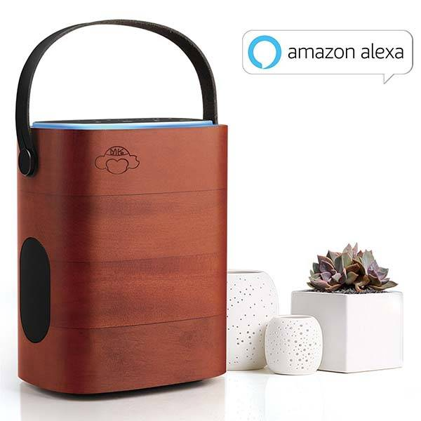 MK Portable Alexa Wireless Speaker