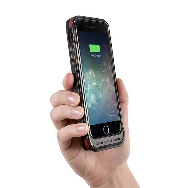 lowest price c5695 417c1 Mophie Juice Pack FLEX iPhone 7 Battery Case with Wireless Charging ...
