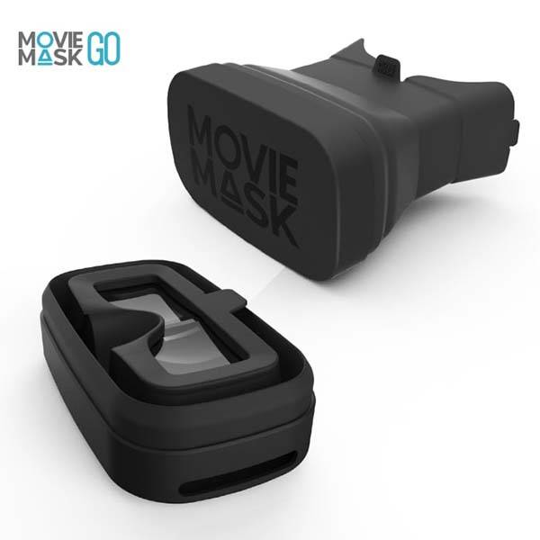 MovieMask Portable Cinema Headset
