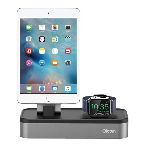 Oittm iPhone Apple Watch Charging Station