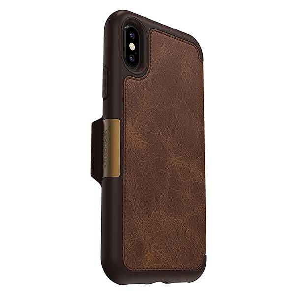 OtterBox Strada Series Folio iPhone X Case