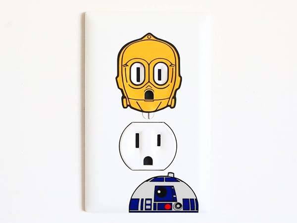 The Wall Outlet Art Stickers Inspired By Pop Culture