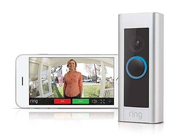 Ring Smart Video Doorbell Pro with Amazon Alexa