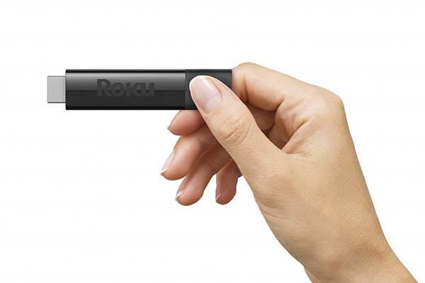 Roku Streaming Stick Plus 4K Media Streamer