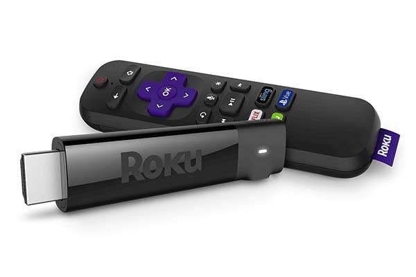 Roku Streaming Stick 4k Media Streamer Gadgetsin