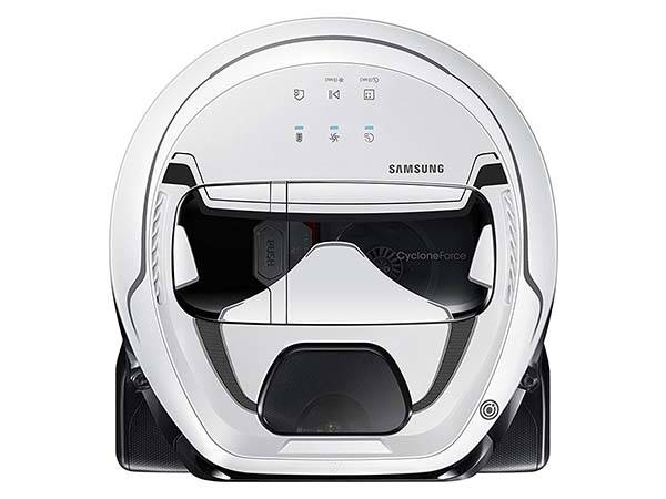 Samsung POWERbot Star Wars Robot Vacuum Cleaner