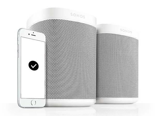 Sonos One Smart Home Speaker with Amazon Alexa
