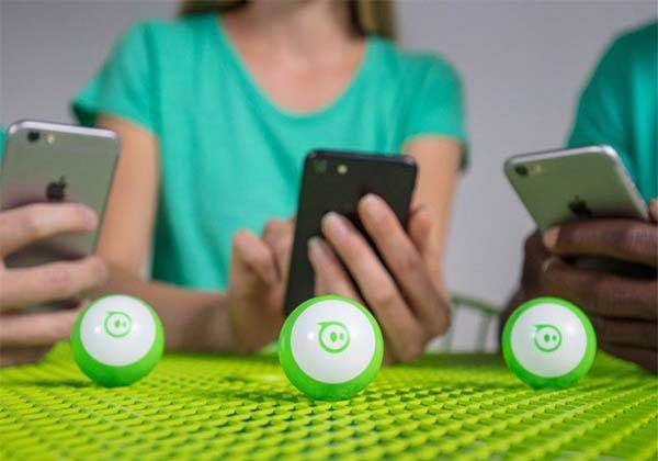 Sphero App-Enabled Mini Robot Ball