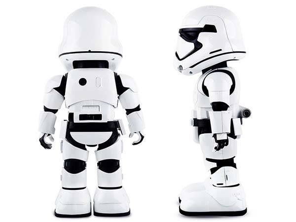Star Wars First Order Stormtrooper App-Controlled Robot