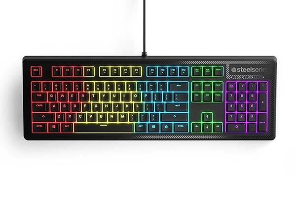 SteelSeries Apex 150 RGB Gaming Keyboard