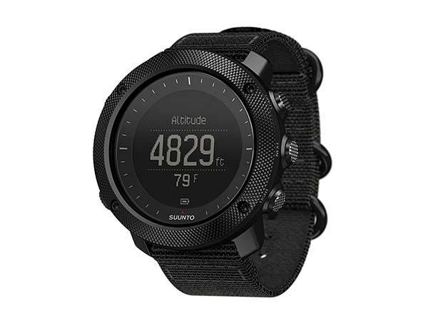 Suunto Traverse Alpha GPS Smartwatch