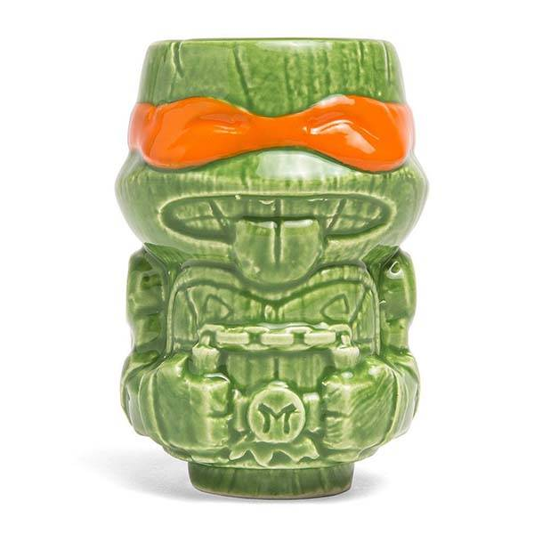 Teenage Mutant Ninja Turtles Mini Tiki Mugs Gadgetsin