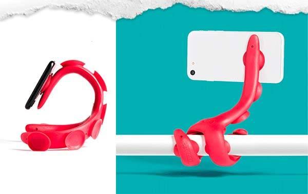 Tenlike Multi-Purposed Portable Flexile Tripod