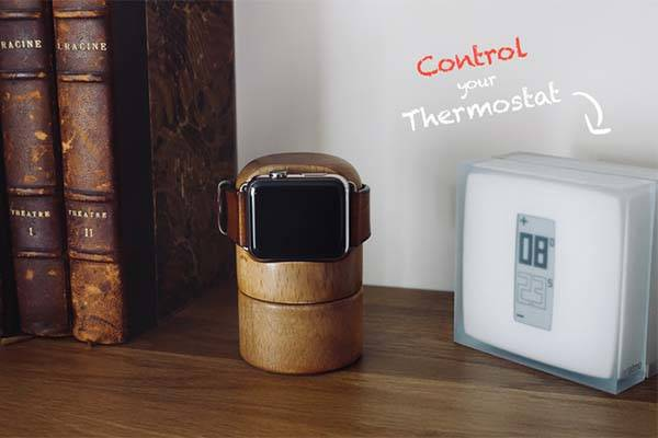 Totm+Travl Bluetooth Apple Watch Charging Dock