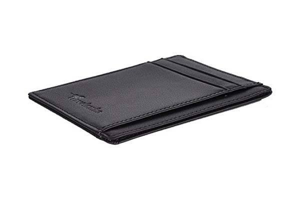 Travelambo Slim RFID Leather Wallet