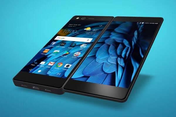 ZTE Axon M Foldable Smartphone