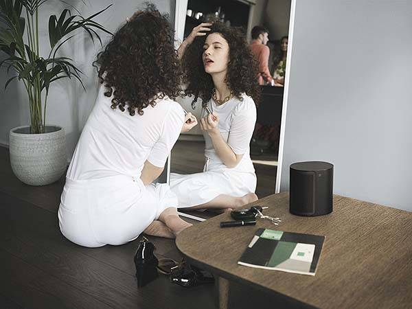 Beoplay M3 Compact Wireless Home Speaker Works with Amazon Alexa