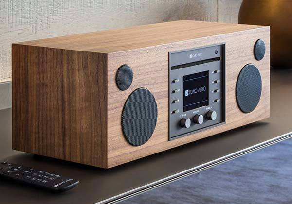 Como Audio Musica Wireless Music System with Internet ...