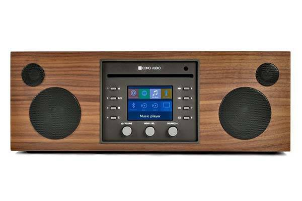 Como Audio Musica Wireless Music System with Internet Radio and CD Player