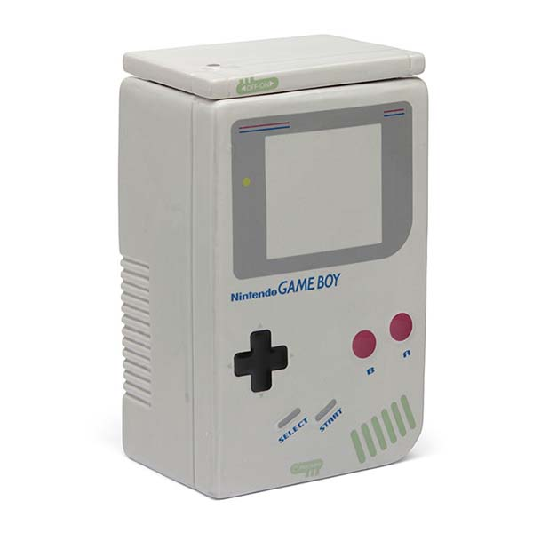 Game Boy Ceramic Coffee Canister