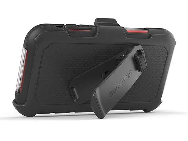 Griffin Survivor Extreme Rugged iPhone X Case