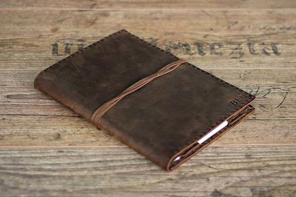 Handmade Leather 10.5 iPad Pro Case